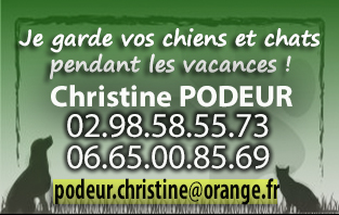 [Mme Podeur Garde d'animaux]